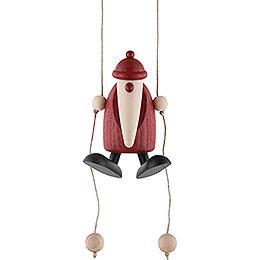 Weihnachtsmann kletternd  -  9cm