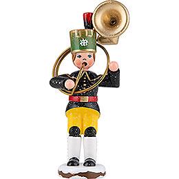 Winterkinder Bergmann Sousaphon  -  9cm